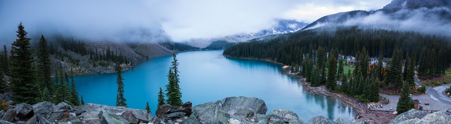 Moraine Lake Pano