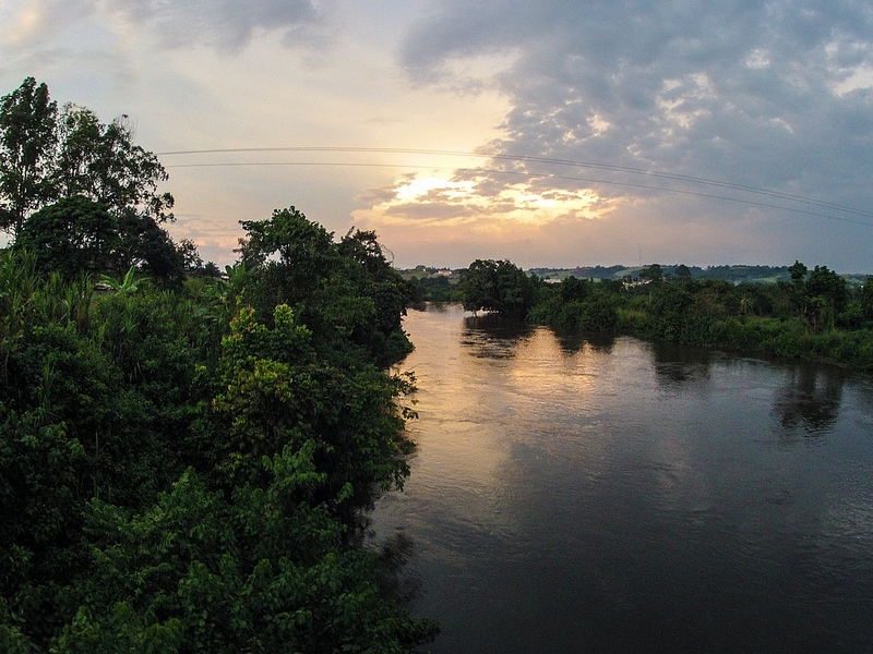 Franceville, Gabon