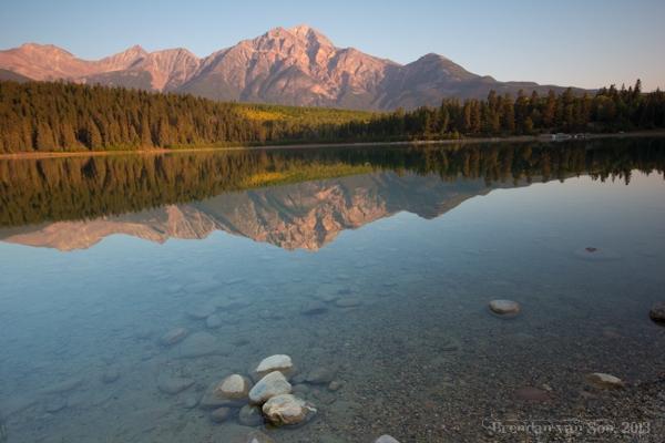 Patricia Lake, Jasper, Canada