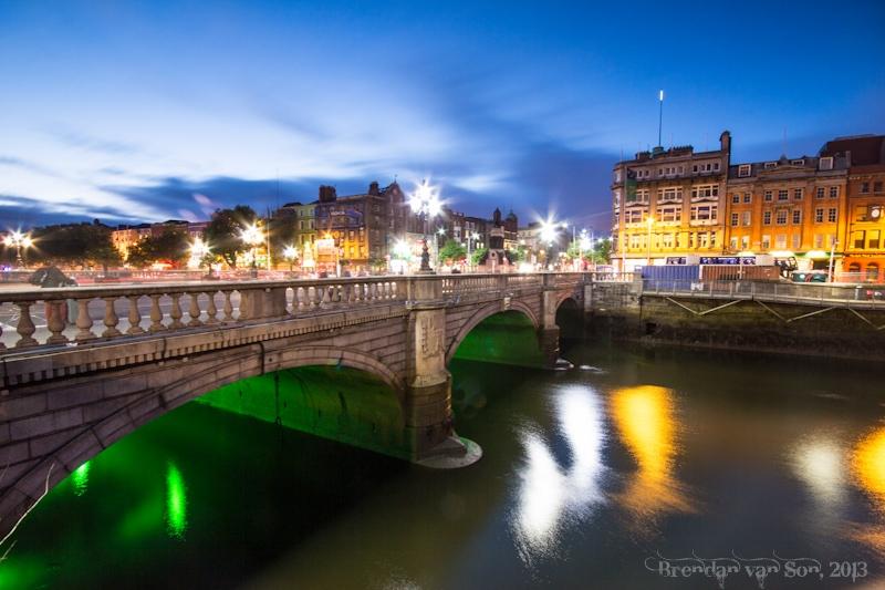 Dublin, Bridge