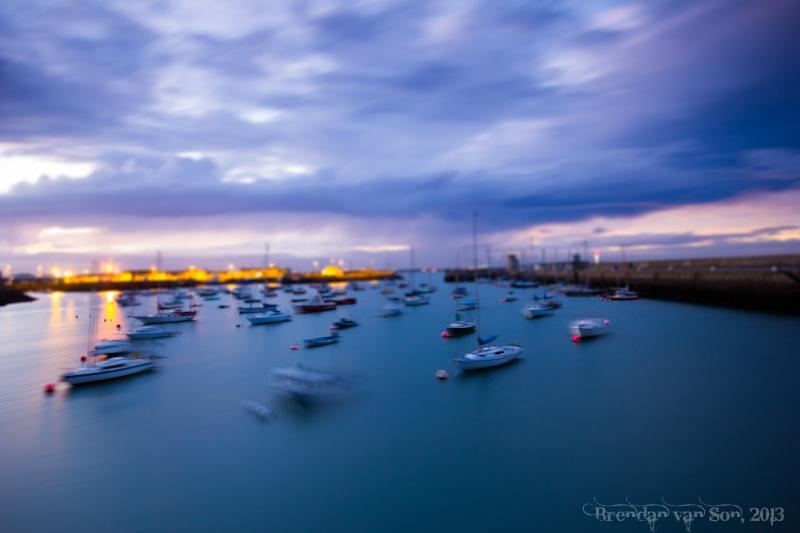 Harbour, Ireland