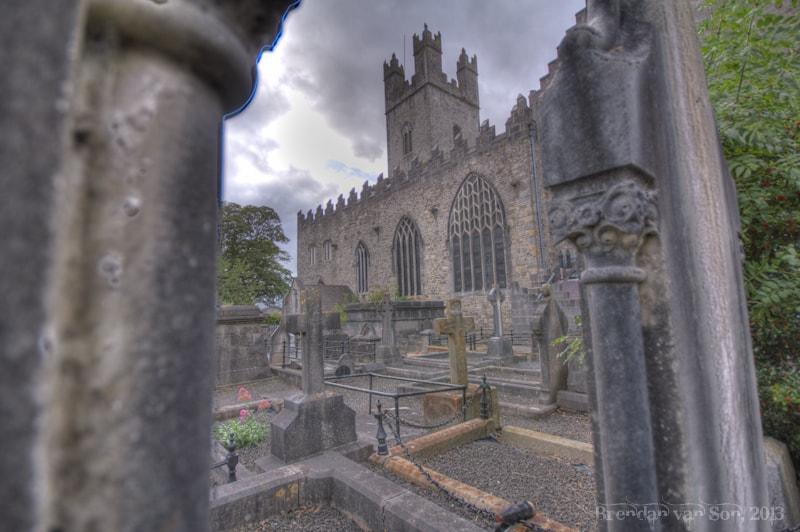 St. Mary's Cemetery.
