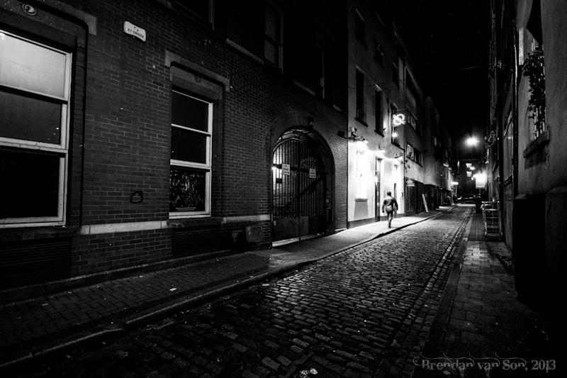 Dublin, Alley, Ireland