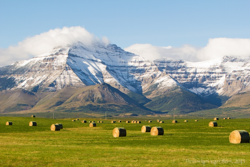 Praries and Mountains