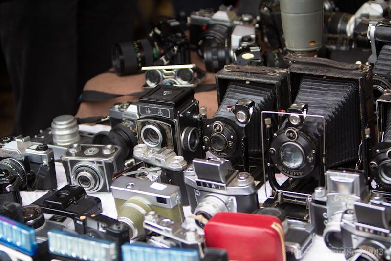 Cameras, Berlin