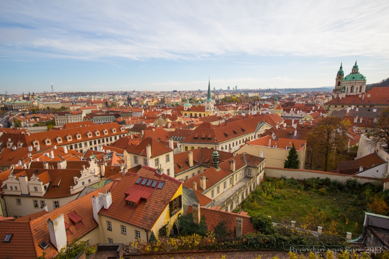 Prague, Czech Republic, skyline