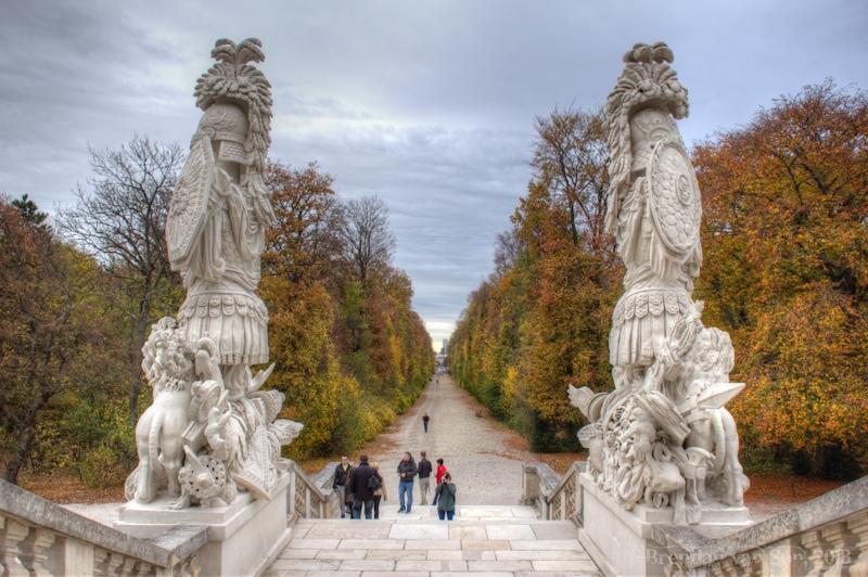 Vienna, Fall