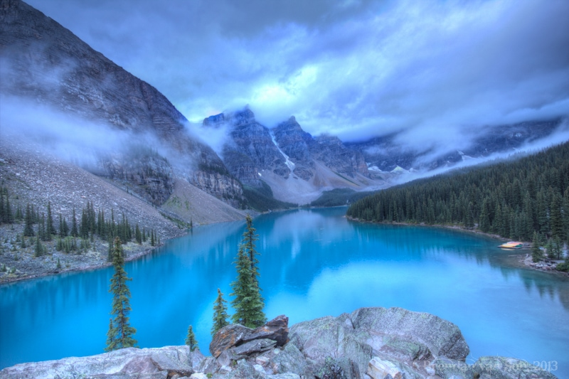 Best Travel Photos 2013, moraine lake