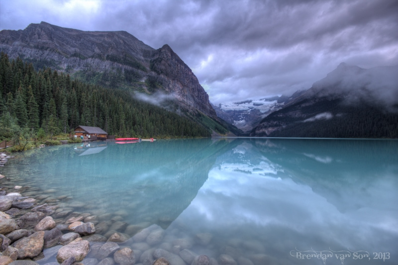 Best Travel Photos 2013, lake louise
