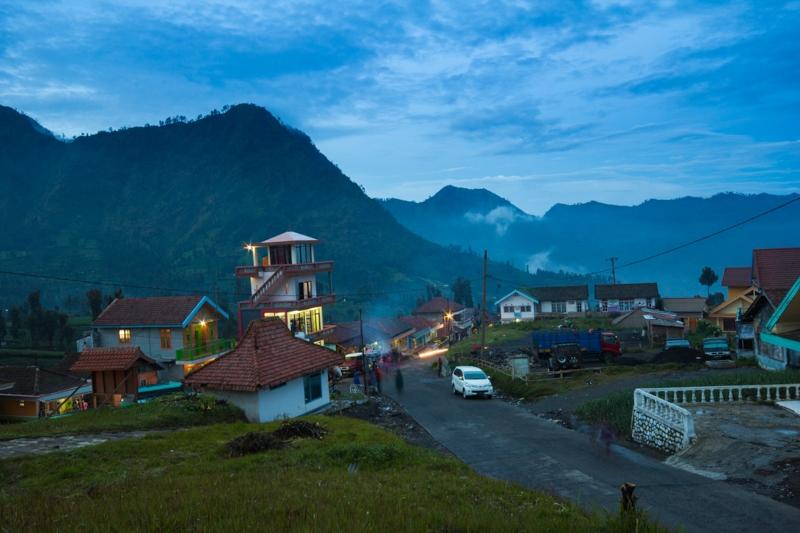 Cemoro Lawang, Indonesia