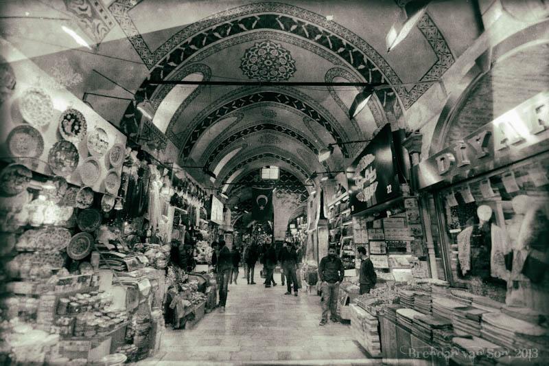 Grande Bazaar Istanbul