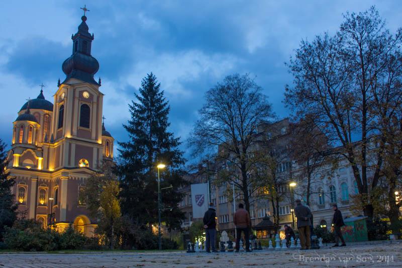 Orthodox Church Sarajevo