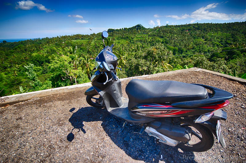 Bali Scooter Rental How To Rent A Scooter In Bali Indonesia