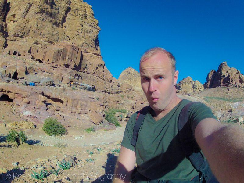 Brendan van Son, Petra