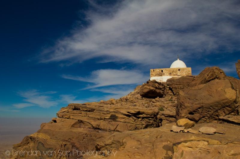 Aaron's Tomb, Petra
