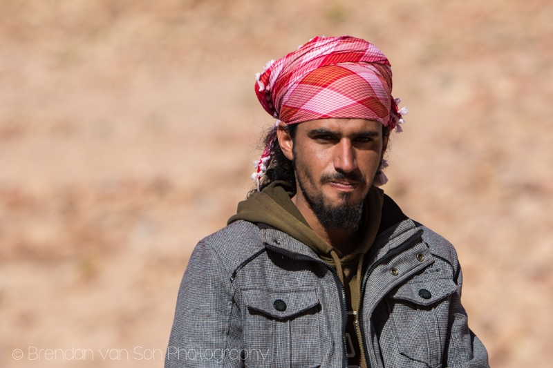 Bedouin, Petra