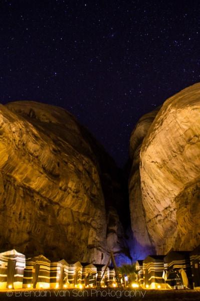 Wadi Rum Stars