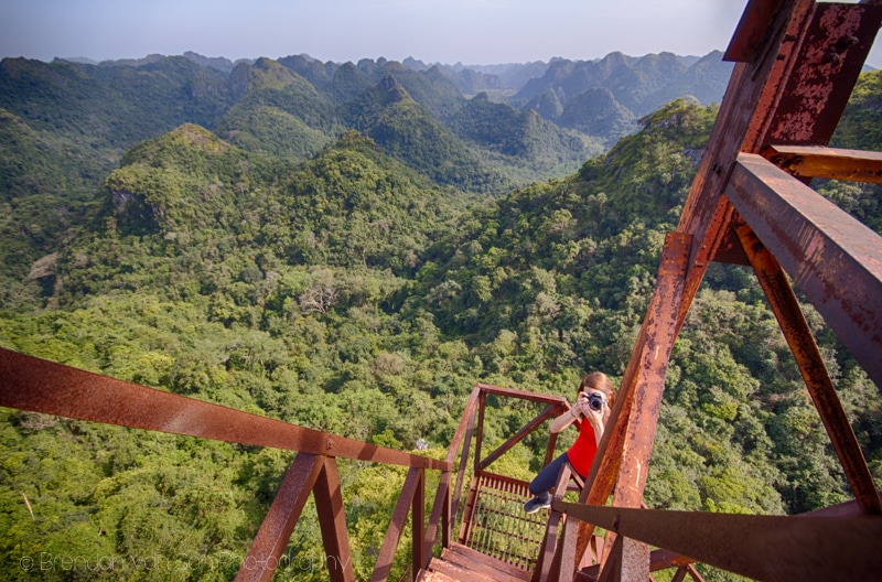Catba, Vietnam, Catba National Park