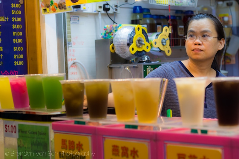 Fruit Juice, Singapore