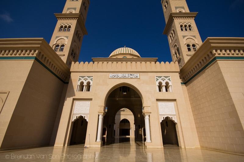 Bahla Oman Mosque