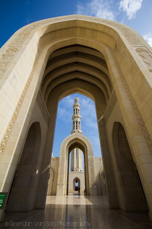 Grande Mosque Muscat