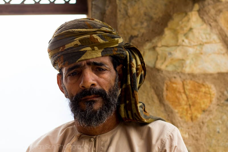 Oman, Portrait