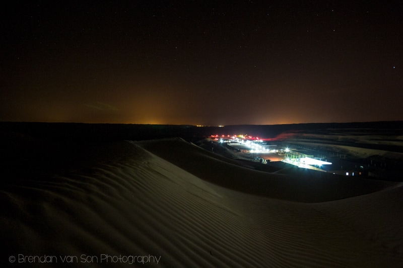 Wahiba Sands Desert Camp