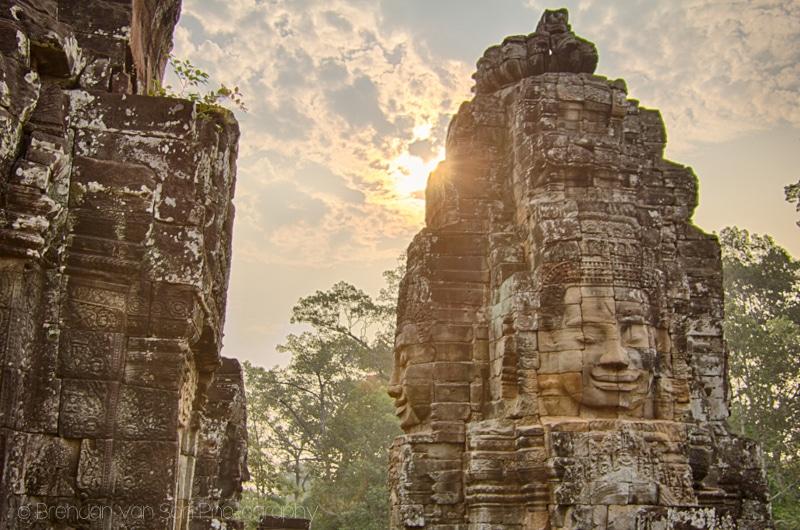 Angkor Wat Buddhas