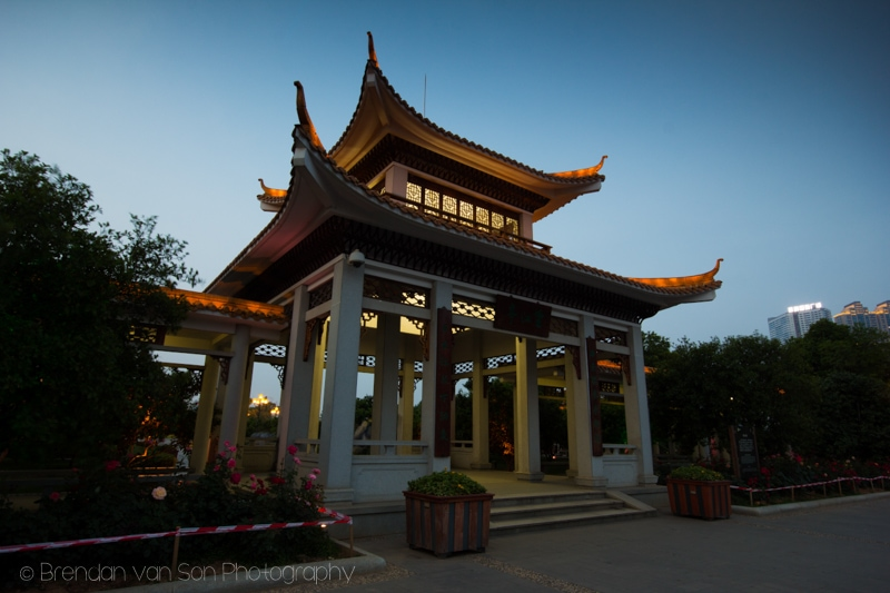Chinese Architecture Changsha