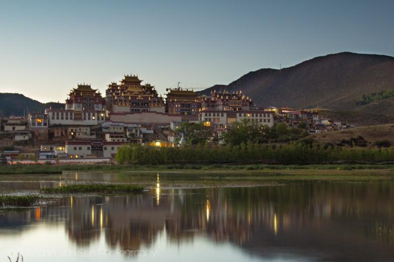 Songzanlin Monastery, Shangri-la, China
