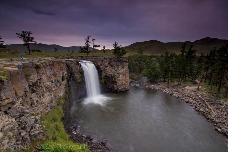 Orkhon Falls, Mongolia