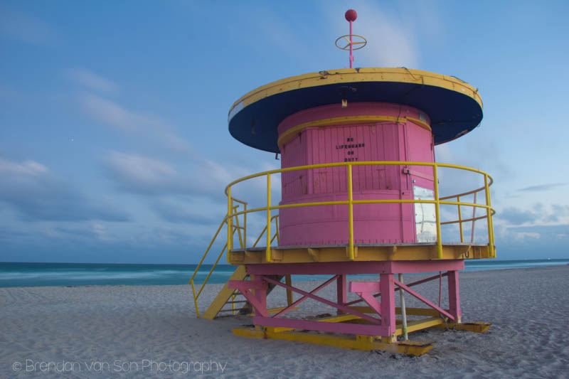 Lifeguard Off-Duty Miami