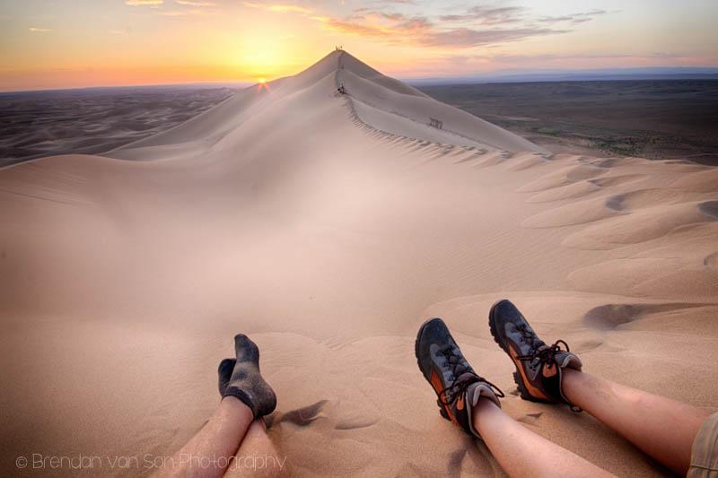 Gobi Sand Dune
