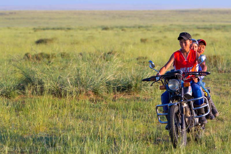Southern Mongolia