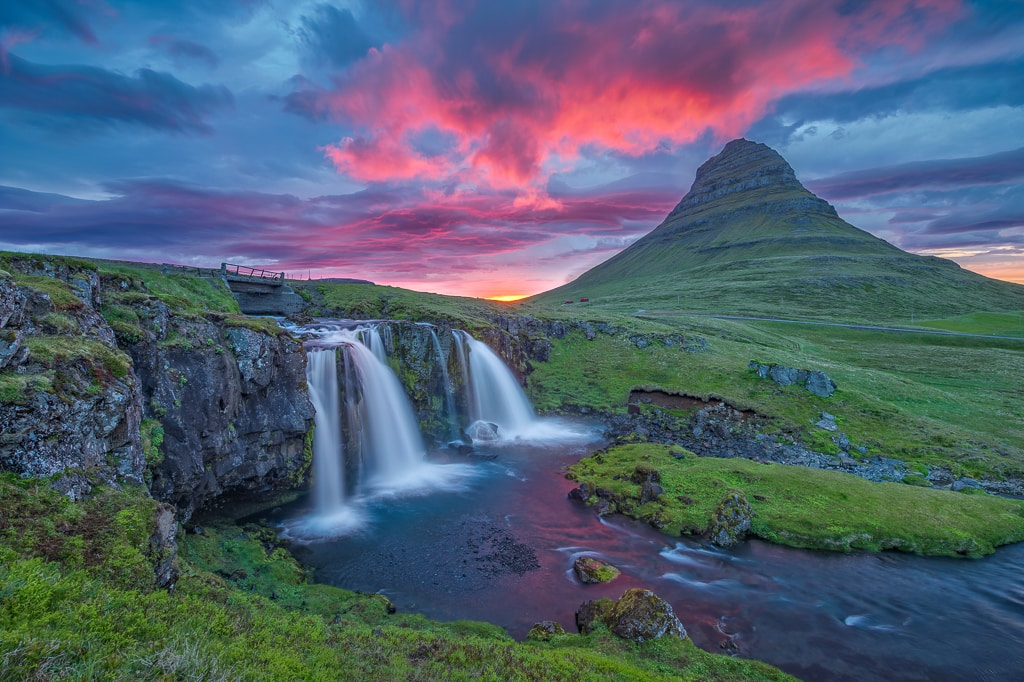 Colby Brown Iceland