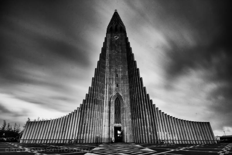 Hallgrímskirkja, Church, Reykjavik