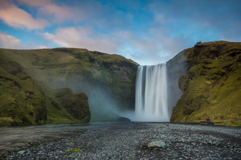 Skogafoss, Silky Waterfall