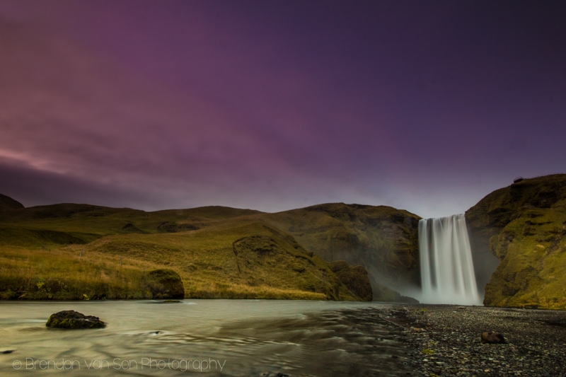 Skogafoss, Iceland, waterfall