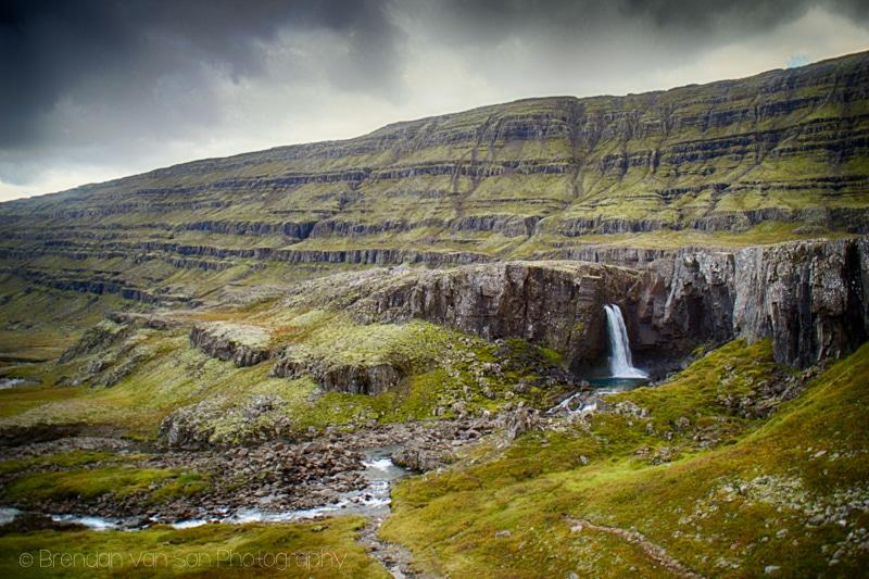 Random Waterfall, Iceland