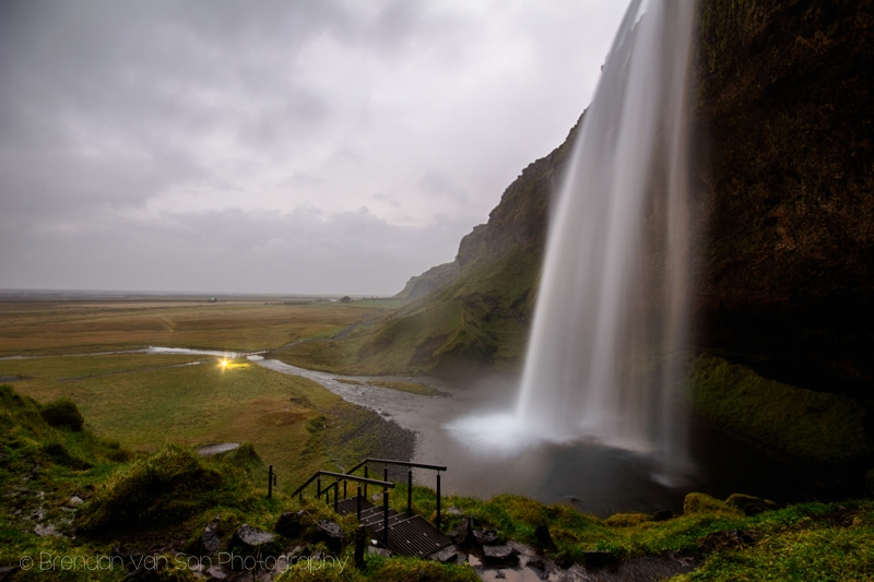 seljalandsfoss, Iceland, Waterfall