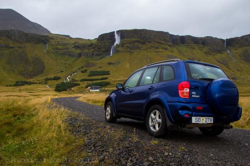 Sadcars rental, Iceland