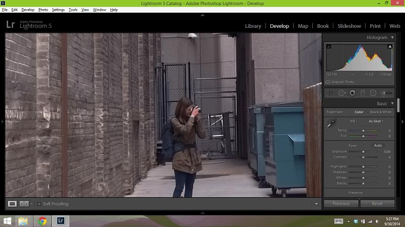 Lumia 1520 Test Shot 2