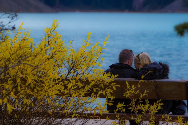 Lake Louise, Couple