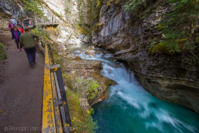 Banff National Park, Johnston Canyon