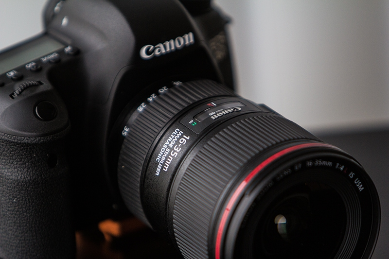 Canon 16-35mm f/4 IS
