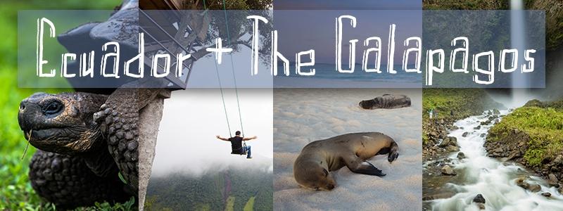 Ecuador and the Galapagos Photography Workshop