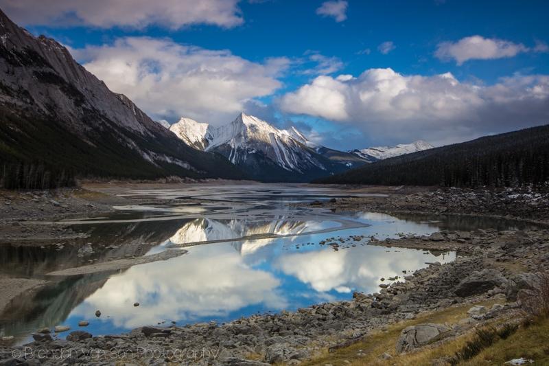 Dark Sky Festival Jasper, Medicine Lake