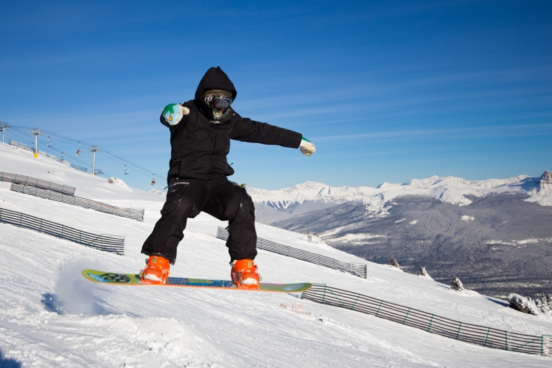 Snowboard Photography