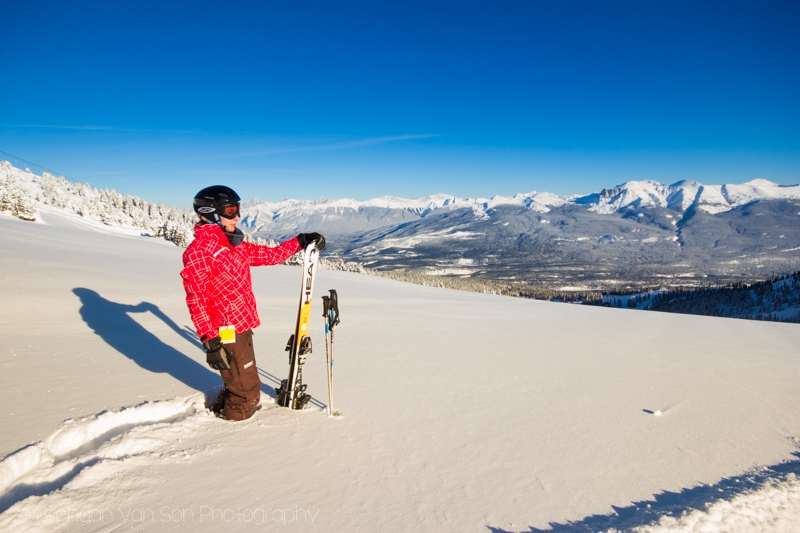 Ski and Snowboard Photography
