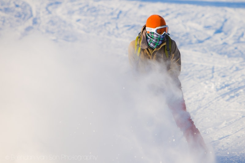 Ski and Snowboard Photography